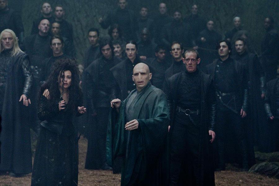 Harry Potter y las reliquias de la muerte: parte 2, fotograma 41 de 108