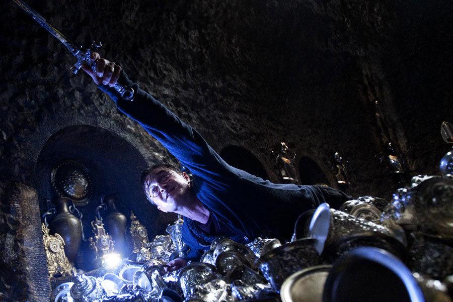 Harry Potter y las reliquias de la muerte: parte 2, fotograma 39 de 108