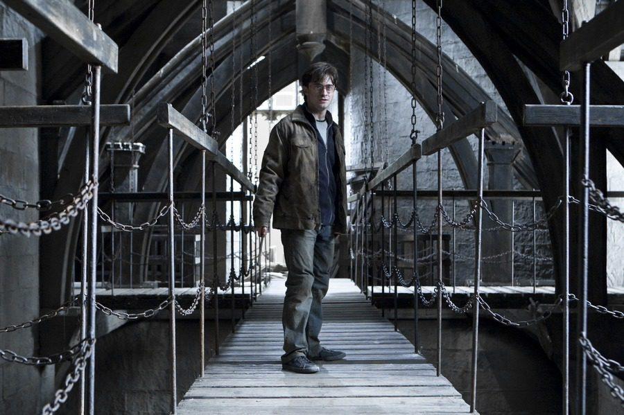 Harry Potter y las reliquias de la muerte: parte 2, fotograma 37 de 108