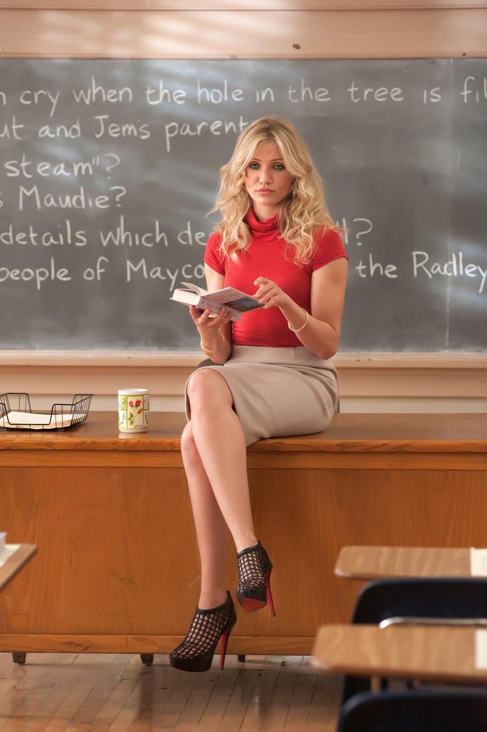 Bad Teacher, fotograma 1 de 16