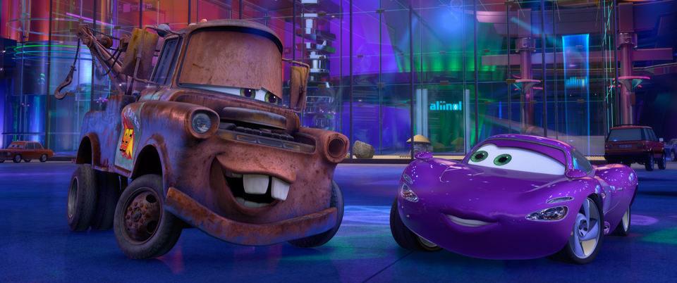 Cars 2, fotograma 13 de 14
