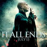 Póster de Ralph Fiennes en Harry Potter y las reliquias de la muerte: Parte 2