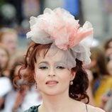 Helena Bonham Carter en la premiére de 'Las reliquias de la muerte: Parte 2'