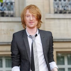Domhnall Gleeson en la premiére de 'Harry Potter y las reliquias de la muerte: Parte 2'