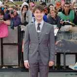 Daniel Radcliffe despide a su personaje más importante en Londres