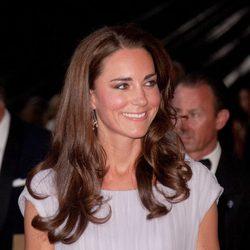 Catalina de Cambridge fue la anfitriona de los BAFTA Brits