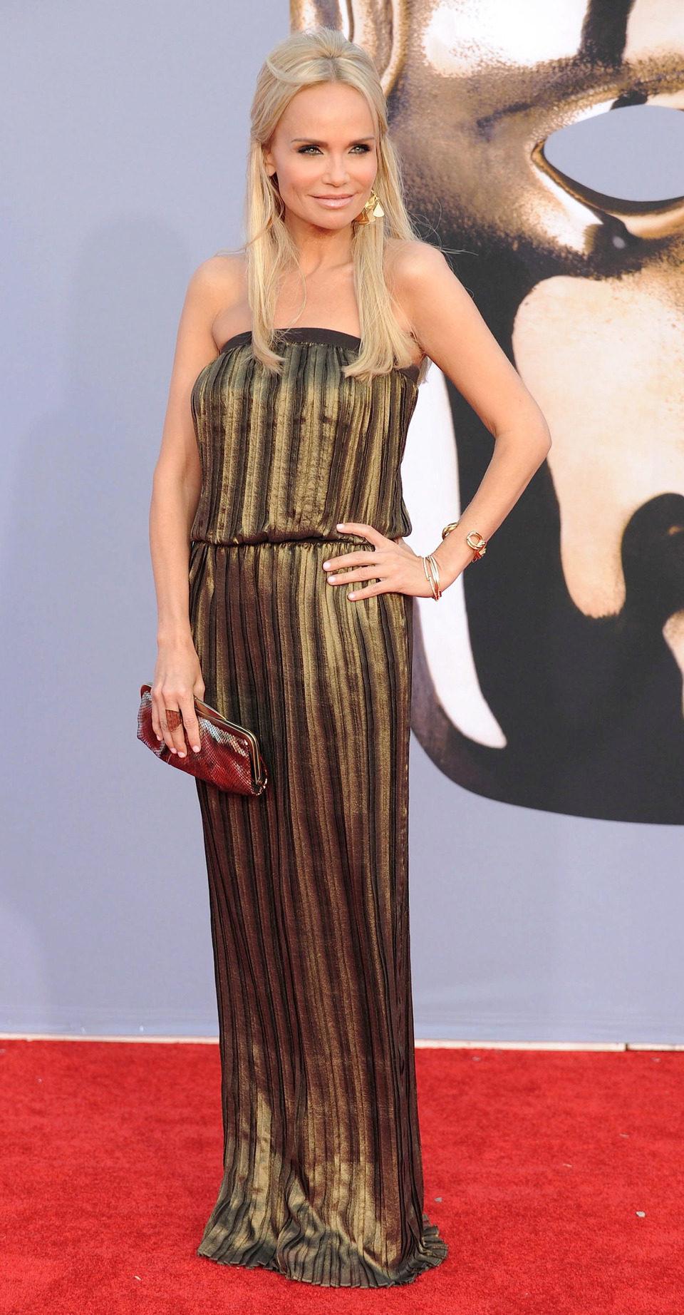 Kristin Chenoweth en el photocall del Belasco Theater