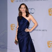 Jennifer Garner posa en el photocall de los BAFTA Brits