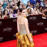 Emma Watson escoge un Bottega Venetta para la premiére de Nueva York