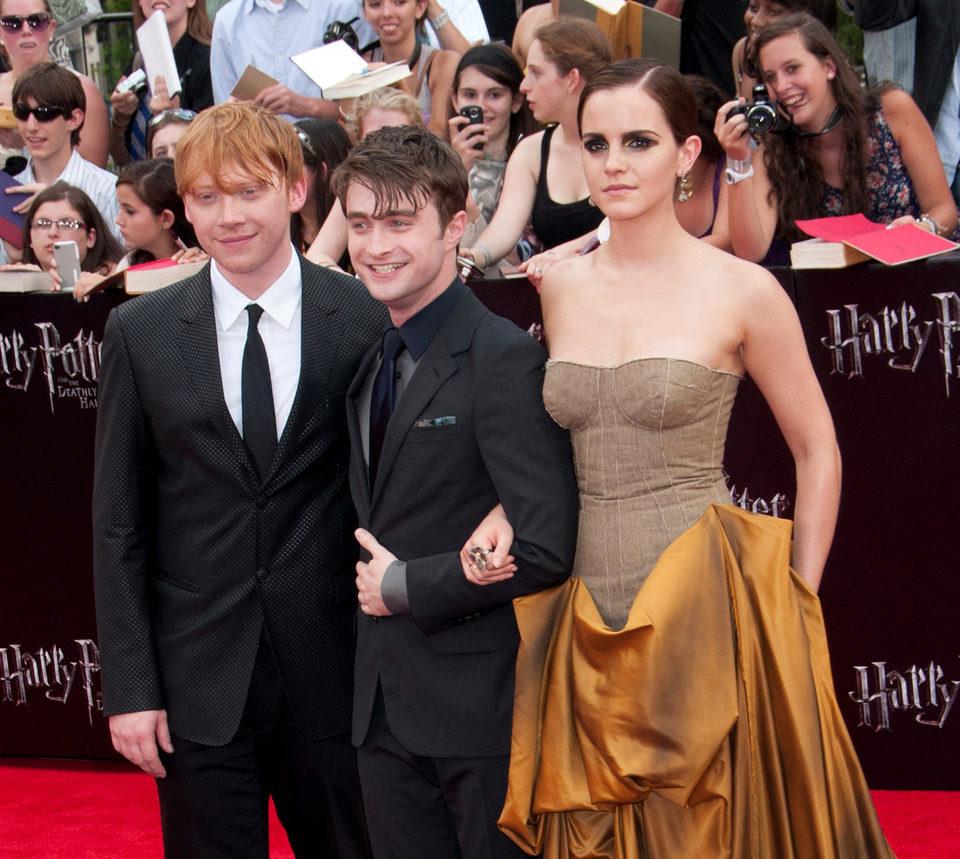 Harry Potter y las reliquias de la muerte: parte 2, fotograma 97 de 108