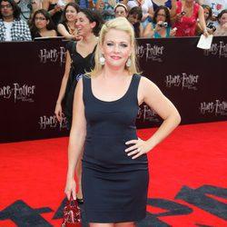 Melissa Joan Hart en el estreno de Harry Potter en Nueva York