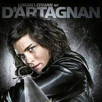 Logan Lerman es D'Artagnan en 'Los tres mosqueteros'