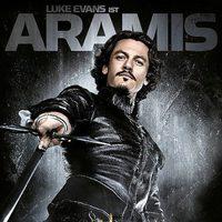 Luke Evans es Aramis en 'Los tres mosqueteros'