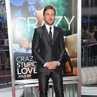 Ryan Gosling en la premiére de 'Crazy, stupid love'