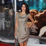 Marisa Tomei en la premiére de 'Crazy, stupid love' en Nueva York