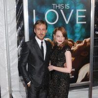 Ryan Gosling y Emma Stone presentan 'Crazy, stupid love' en Nueva York