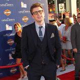 Chris Evans presenta en Los Angeles 'Capitán América'