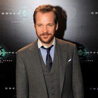 Peter Sarsgaard presenta en Madrid 'Green Lantern'