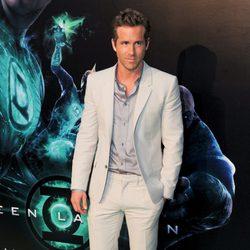 Ryan Reynolds presenta en Madrid 'Green Lantern'