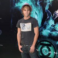 Bernabé Fernández en la premiére de 'Green Lantern'