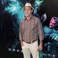 Daniel Freire en la premiére de 'Green Lantern'
