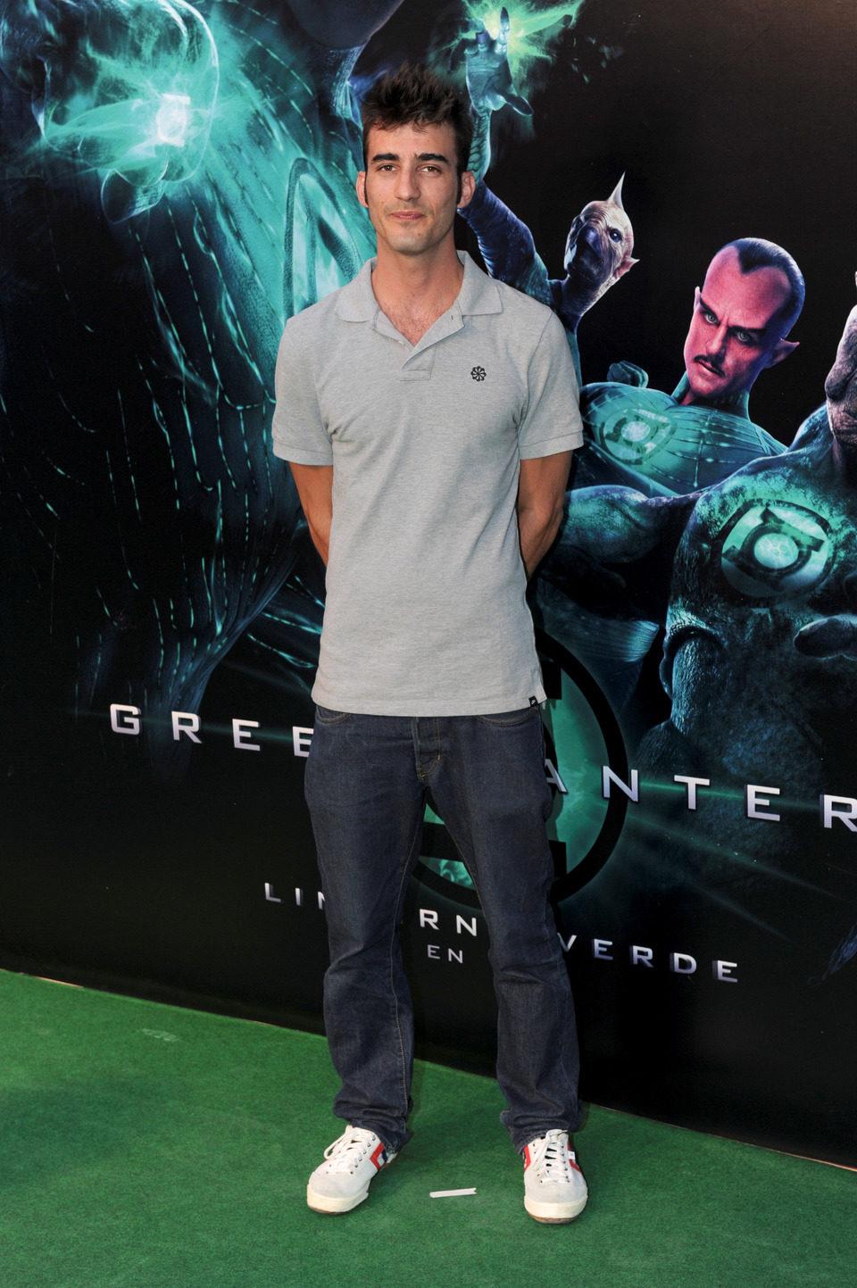 Green Lantern (Linterna Verde), fotograma 3 de 75