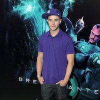 Adrián Rodríguez en la premiére de 'Green Lantern'