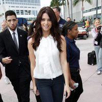 Ashley Greene presenta 'Amanecer: Parte 1' en la Comic-Con