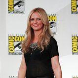 Sarah Michelle Gellar en la Comic-Con 2011