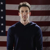 Chris Evans en la Comic-Con 2011
