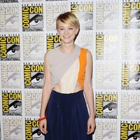 Carey Mulligan en la Comic-Con 2011