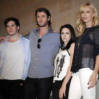 El equipo de 'Snow White and the huntsman' en la Comic-Con 2011