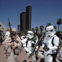Soldados imperiales en la Comic-Con 2011