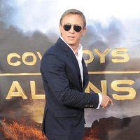 Daniel Craig en la Comic-Con 2011