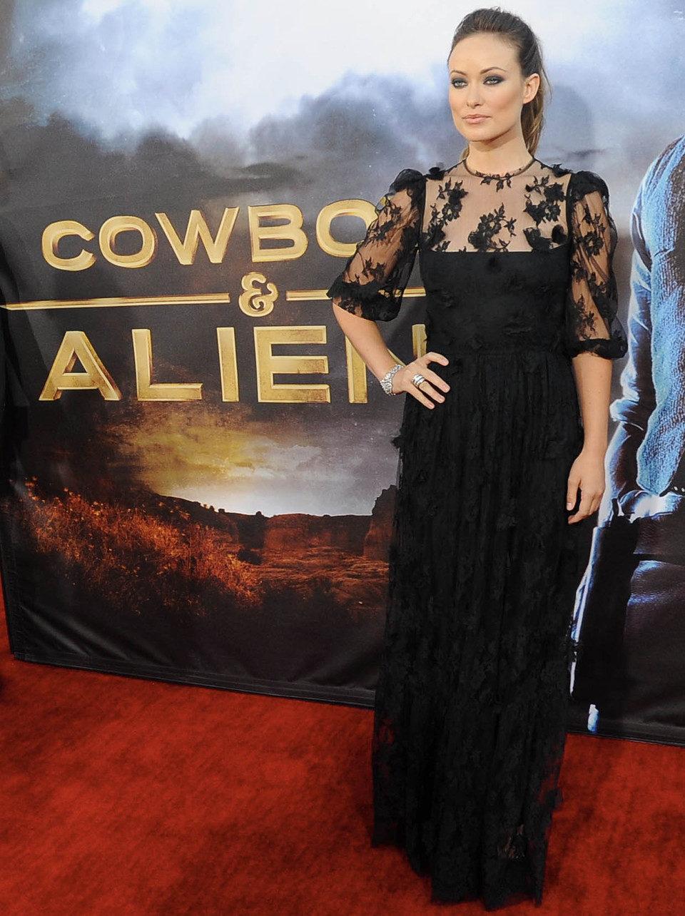Olivia Wilde en la Comic-Con 2011