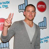 Channing Tatum en la Comic-Con 2011