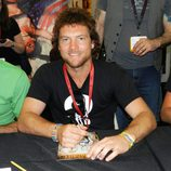 Sam Worthinton en la Comic-Con 2011