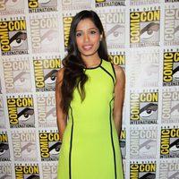 Freida Pinto en la Comic-Con 2011