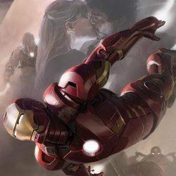Robert Downey Jr. es Iron Man en 'Los Vengadores'