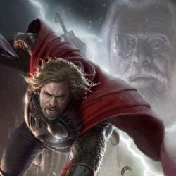 Chris Hemsworth es Thor en 'Los Vengadores'