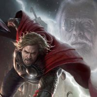Chris Hemsworth es Thor en 'Los Vengadores'