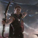Jeremy Renner es Ojo de Halcón en 'Los Vengadores'