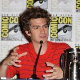 Andrew Garfield en la Comic-Con 2011