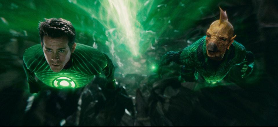 Green Lantern (Linterna Verde), fotograma 25 de 75