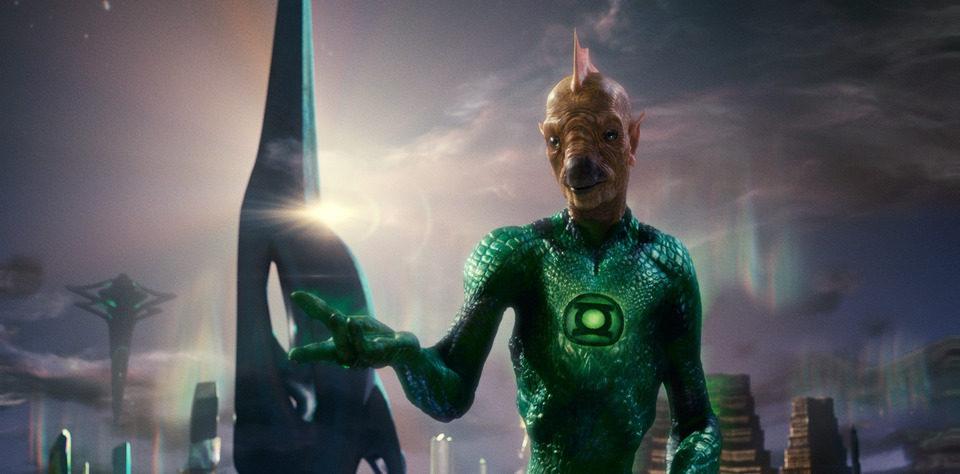 Green Lantern (Linterna Verde), fotograma 28 de 75