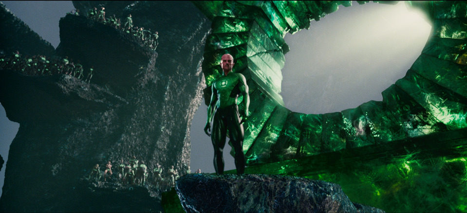 Green Lantern (Linterna Verde), fotograma 30 de 75