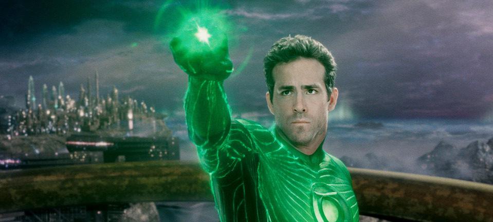 Green Lantern (Linterna Verde), fotograma 31 de 75