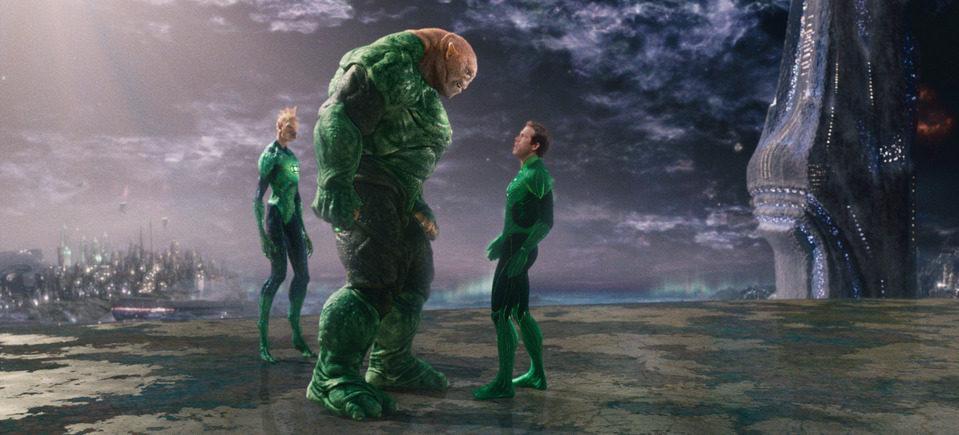 Green Lantern (Linterna Verde), fotograma 32 de 75