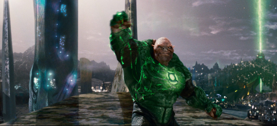 Green Lantern (Linterna Verde), fotograma 33 de 75