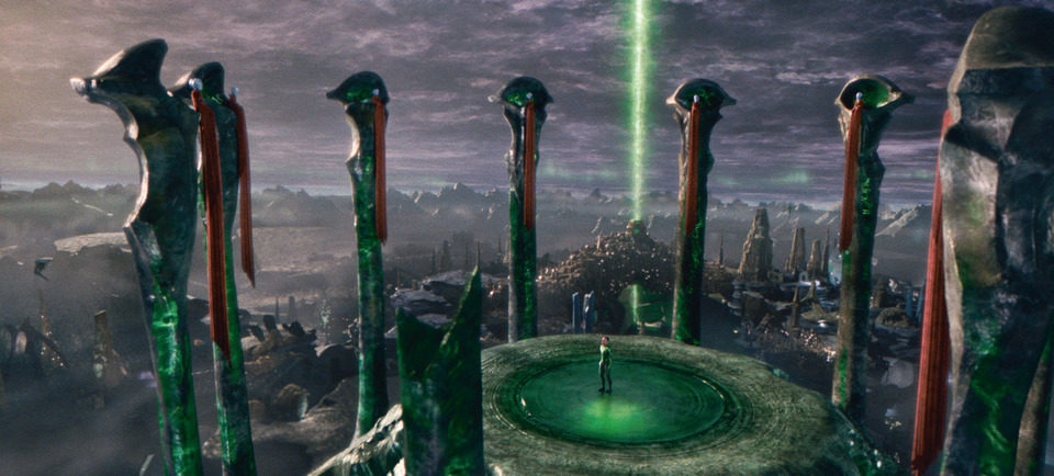 Green Lantern (Linterna Verde), fotograma 35 de 75